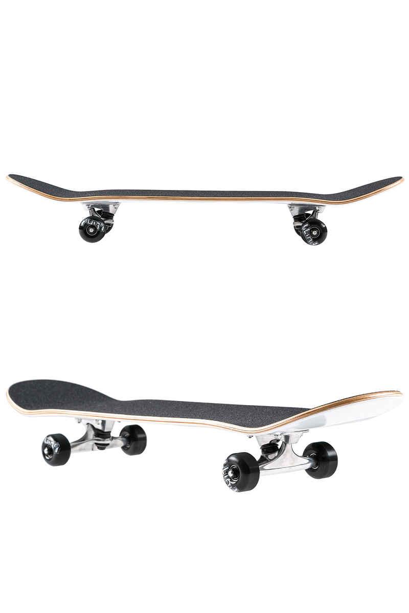 """Blind Reaper Split 7.75"""" Complete-Skateboard (white)"""