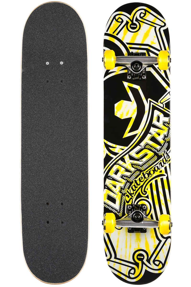 """Darkstar Saloon 7.75"""" Komplettboard (yellow)"""