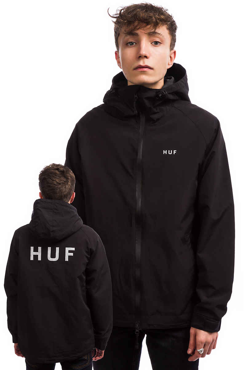 HUF Standard Shell Chaqueta (black 2)