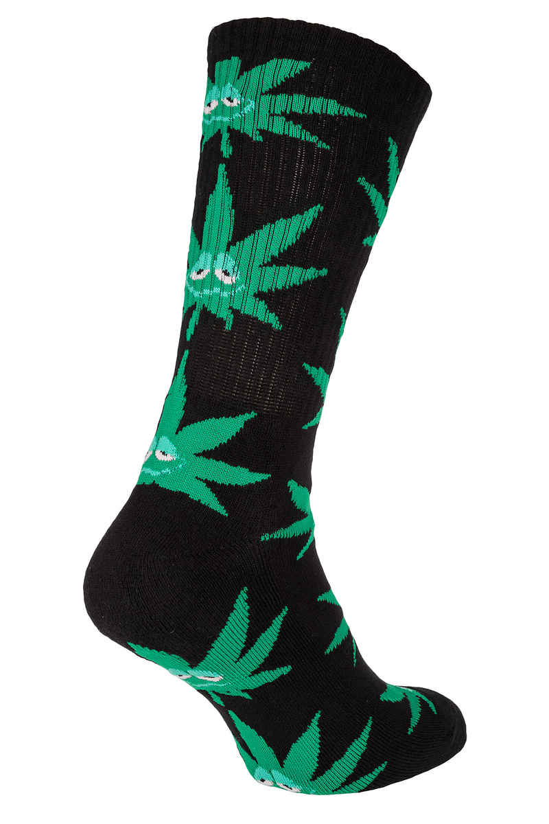 HUF Greend Buddy Chaussettes US 8-12 (black)
