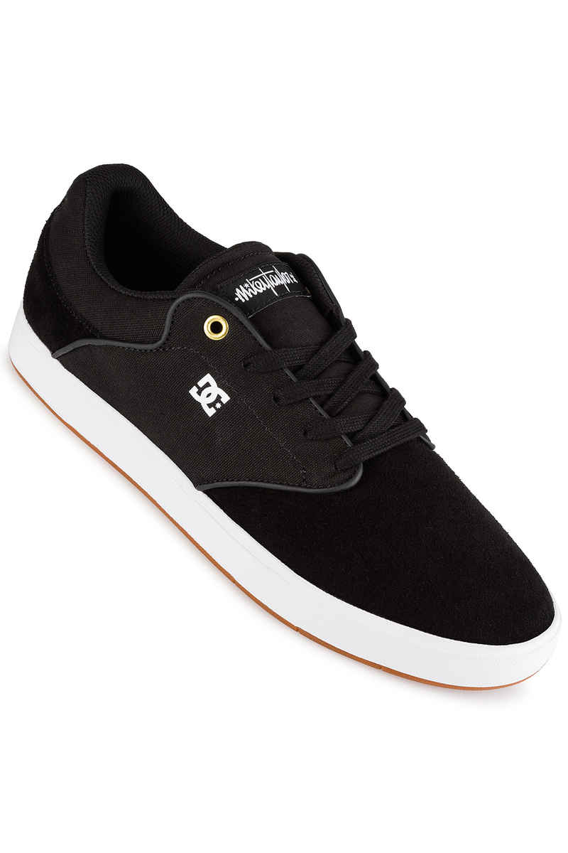 DC Mikey Taylor Shoes  (black white gum)