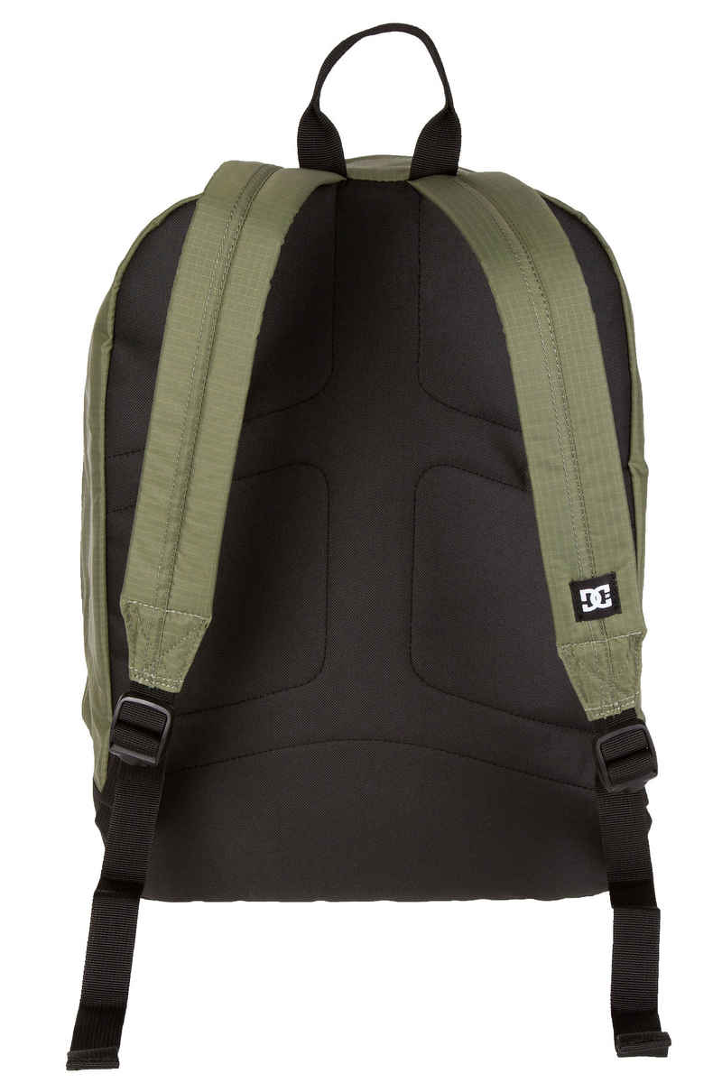 DC Backstack Fabric Backpack 20L (vintage green)