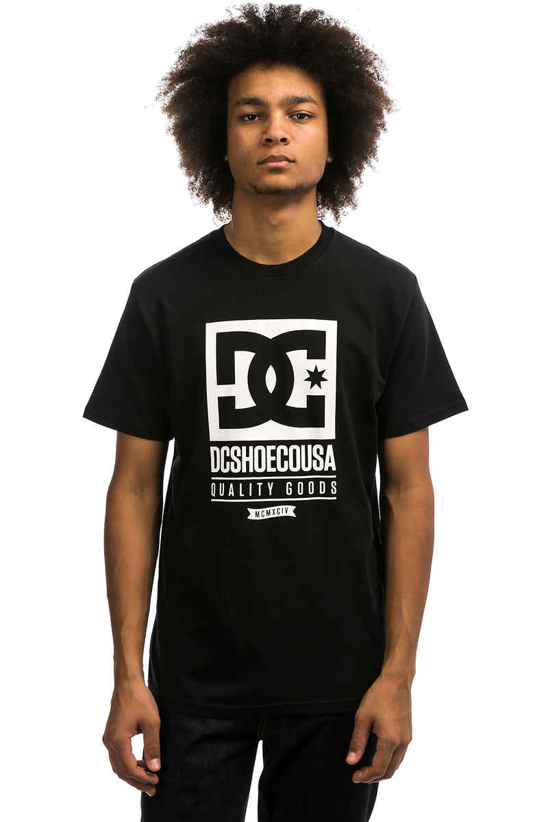 DC Keep Rolling T-Shirt (black)