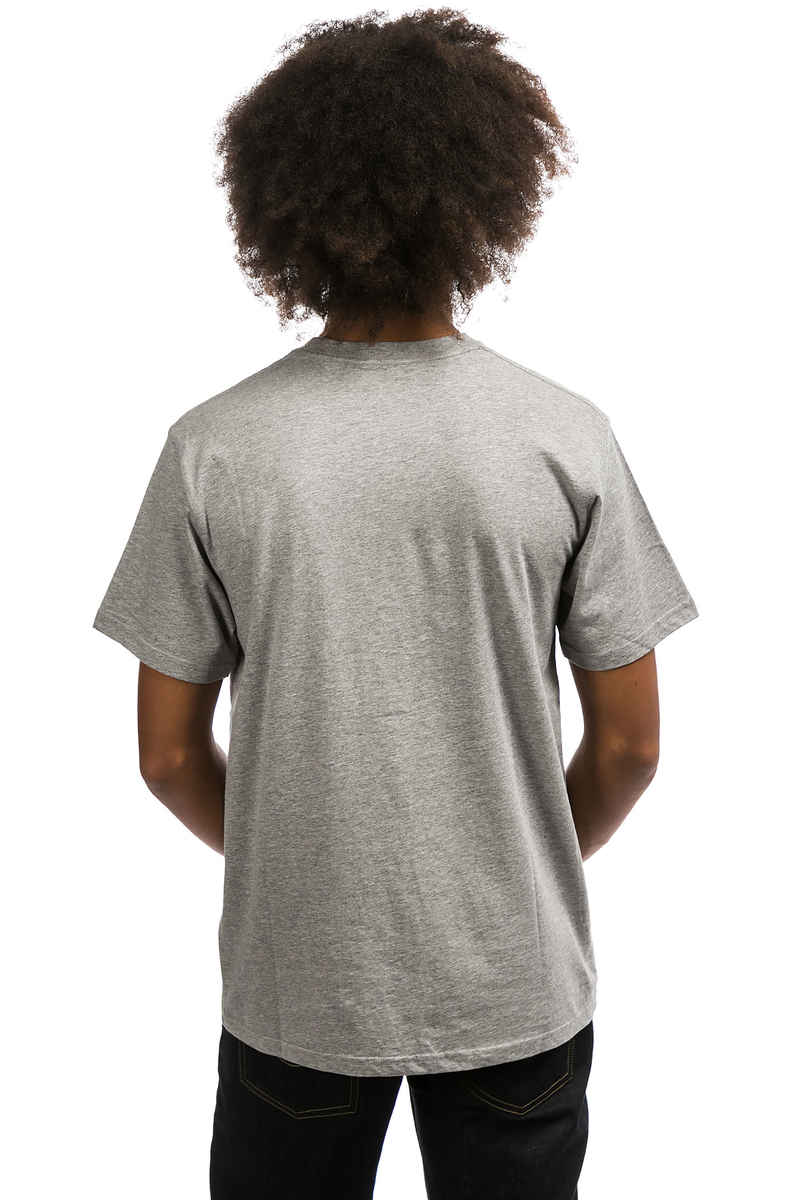 DC Attitude T-Shirt (grey heather)
