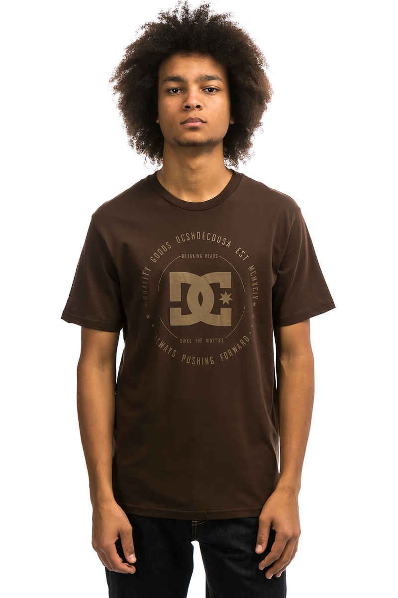 DC Rebuilt 2 T-Shirt (coffee bean)