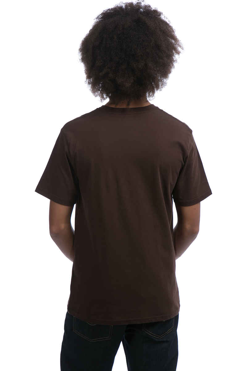 DC Rebuilt 2 T-Shirt (coffee bean)