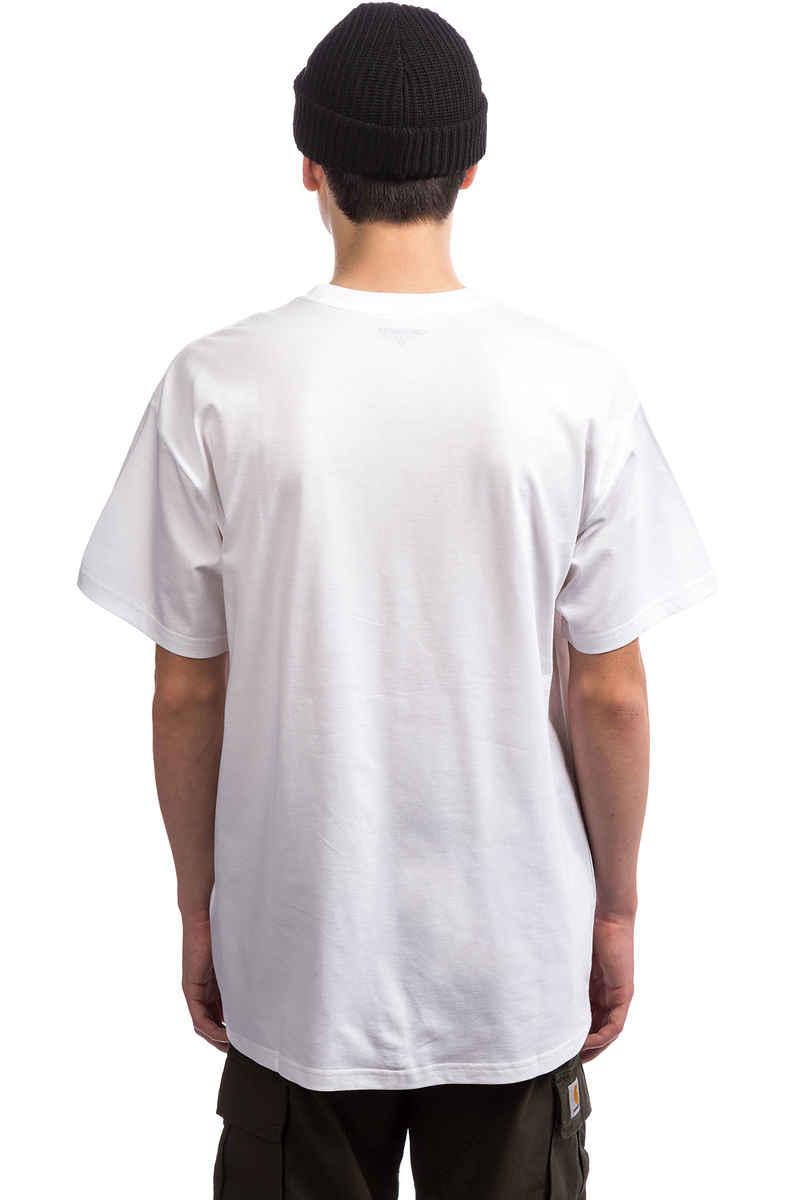 Carhartt WIP Shooting T-Shirt (white black)