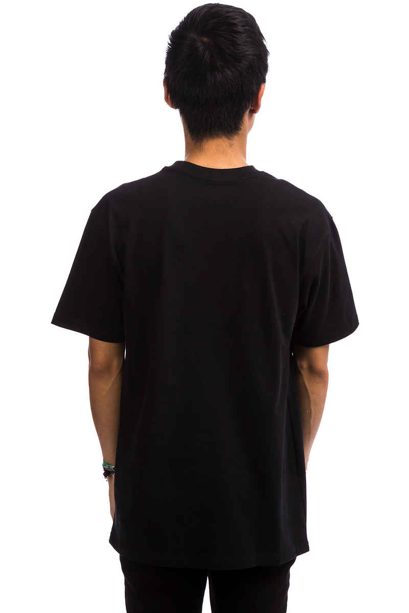 Santa Cruz Hissing Hand T-Shirt (black)