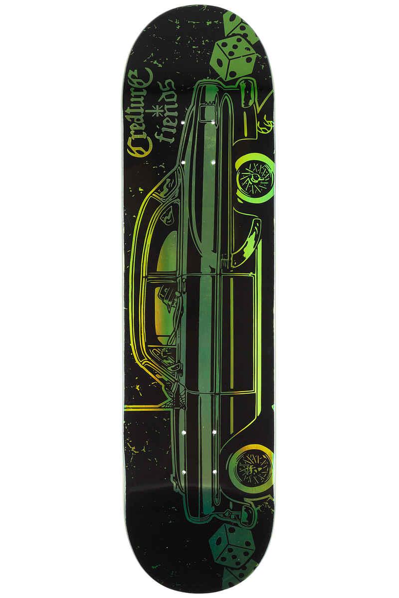 "Creature Car Club 8.25"" Deck (metallic)"