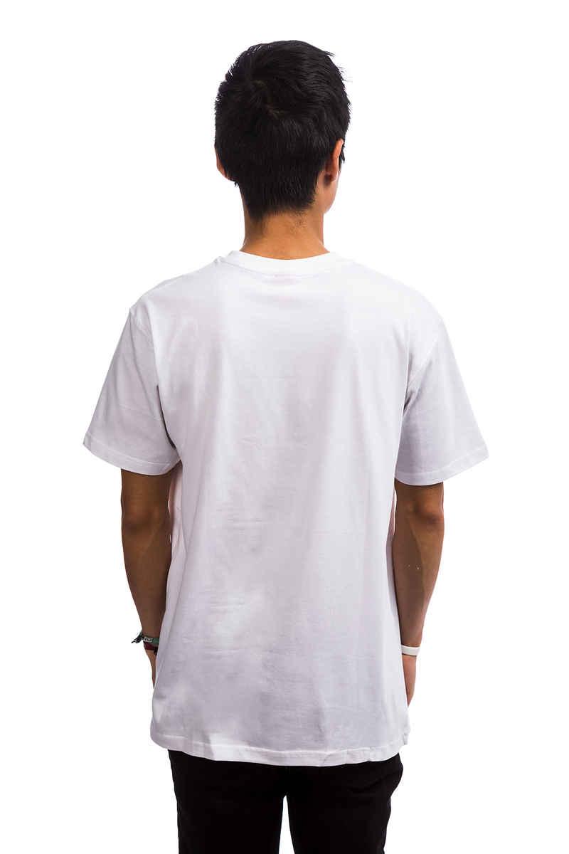 Santa Cruz Check Waste Dot T-Shirt (white)