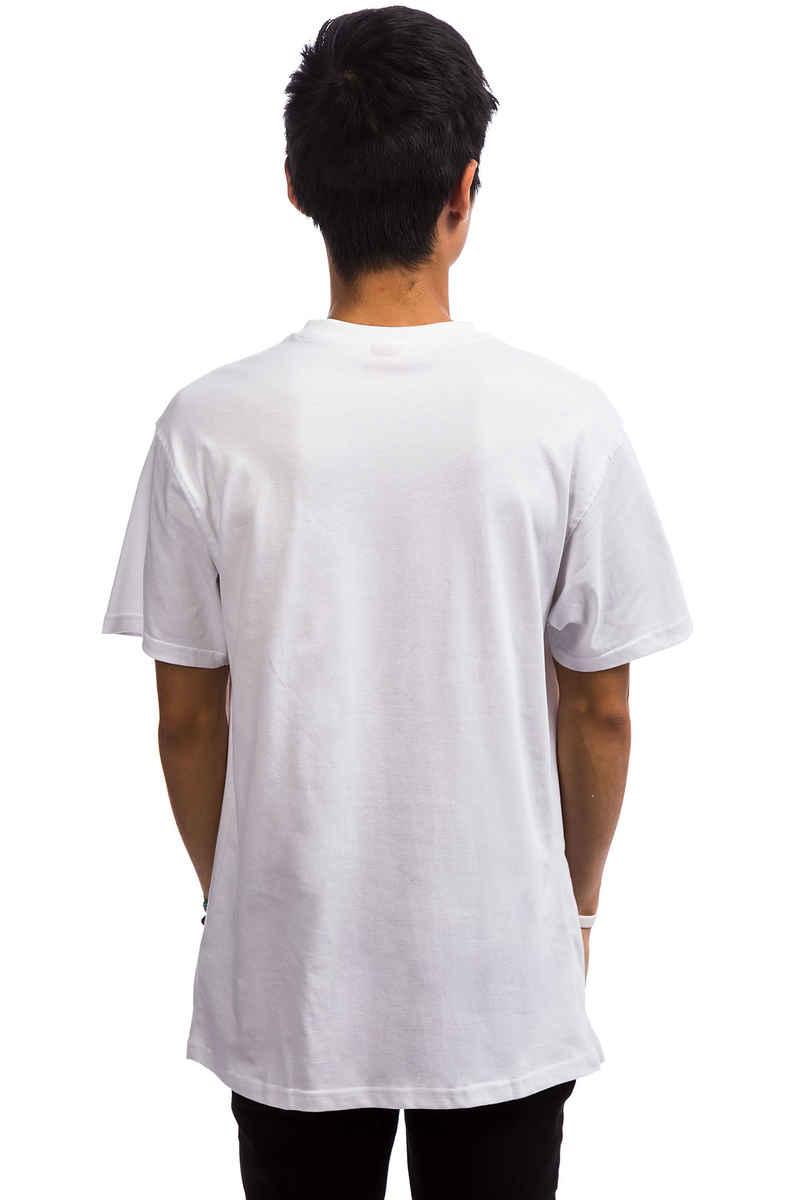Santa Cruz Danger Zone T-Shirt (white)