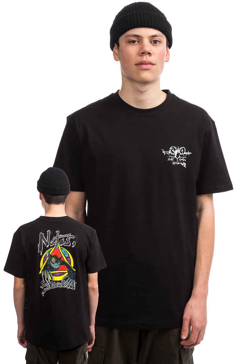 Santa Cruz OGSC Natas Evil Cat T-Shirt (black)