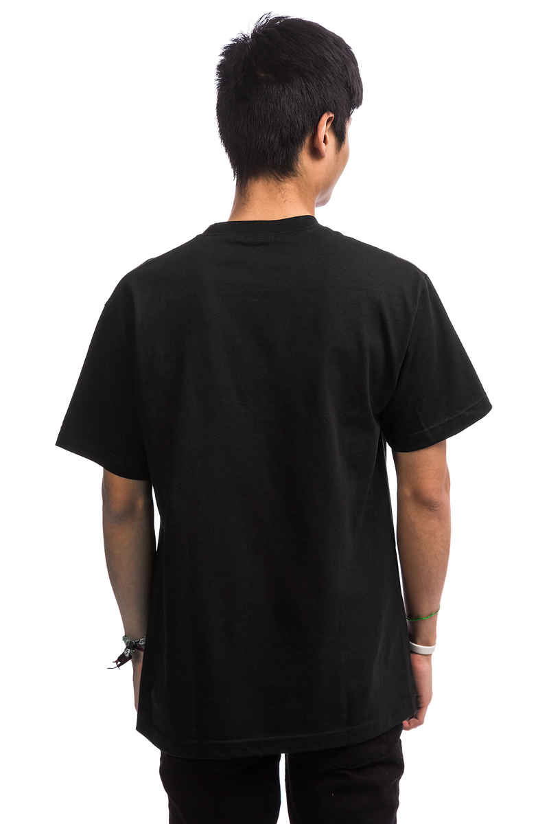 Grizzly Steady Rockin T-Shirt (black)
