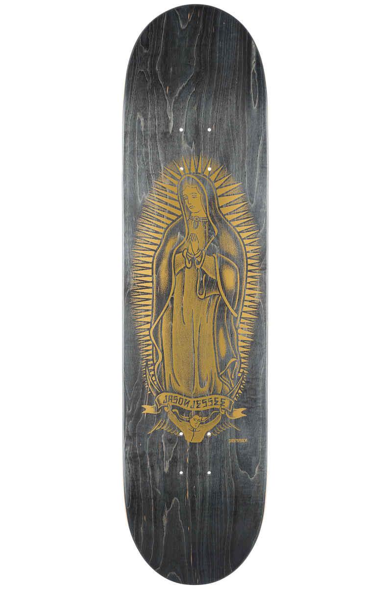 "Santa Cruz Jessee Dressen Guadalupe 8.5"" Deck (black gold)"