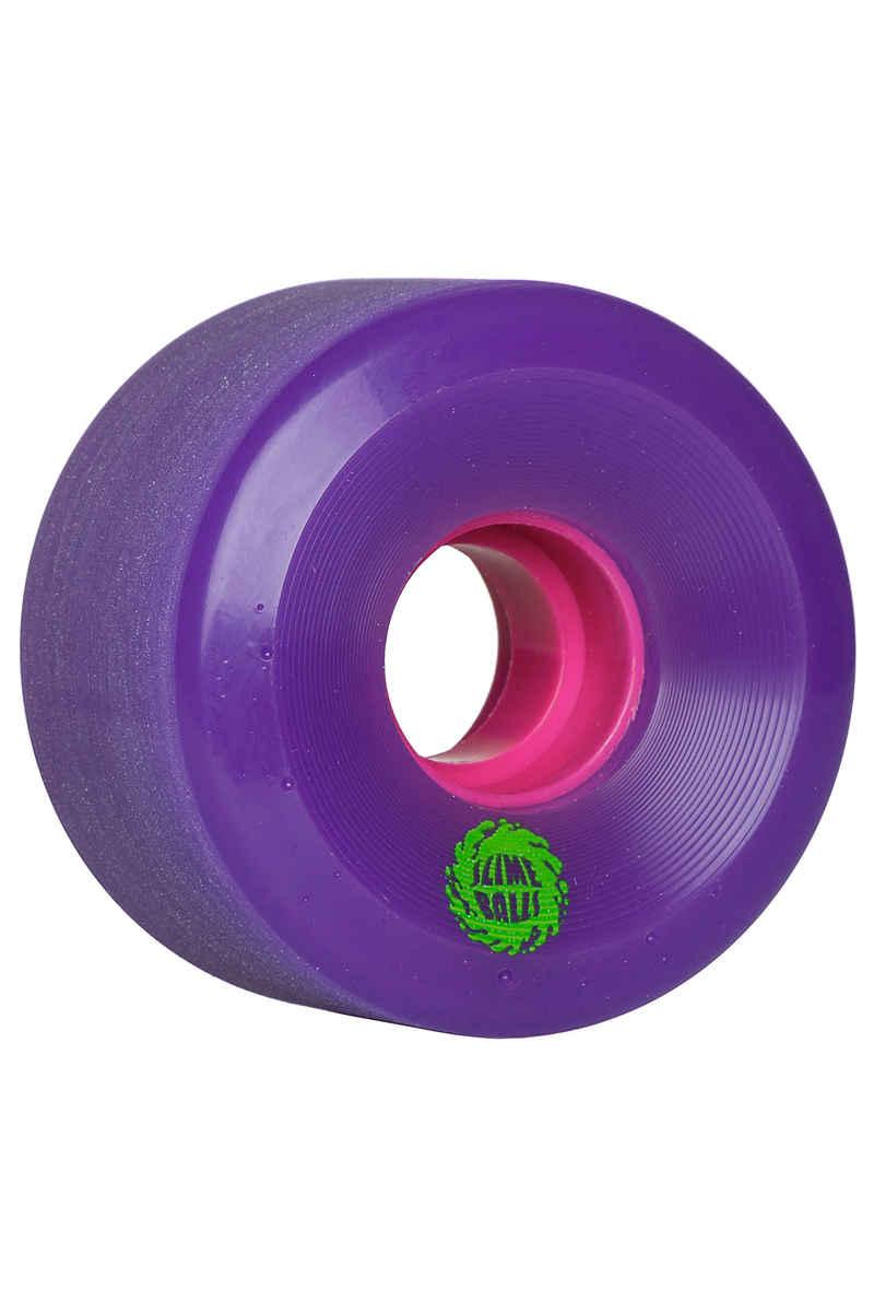 Santa Cruz Slime Balls Wheels (purple) 60mm 4 Pack 78A