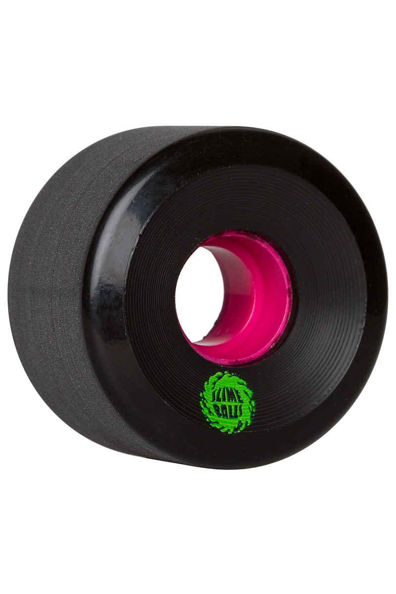 Santa Cruz Slime Balls Rueda (black) 60mm Pack de 4 78A