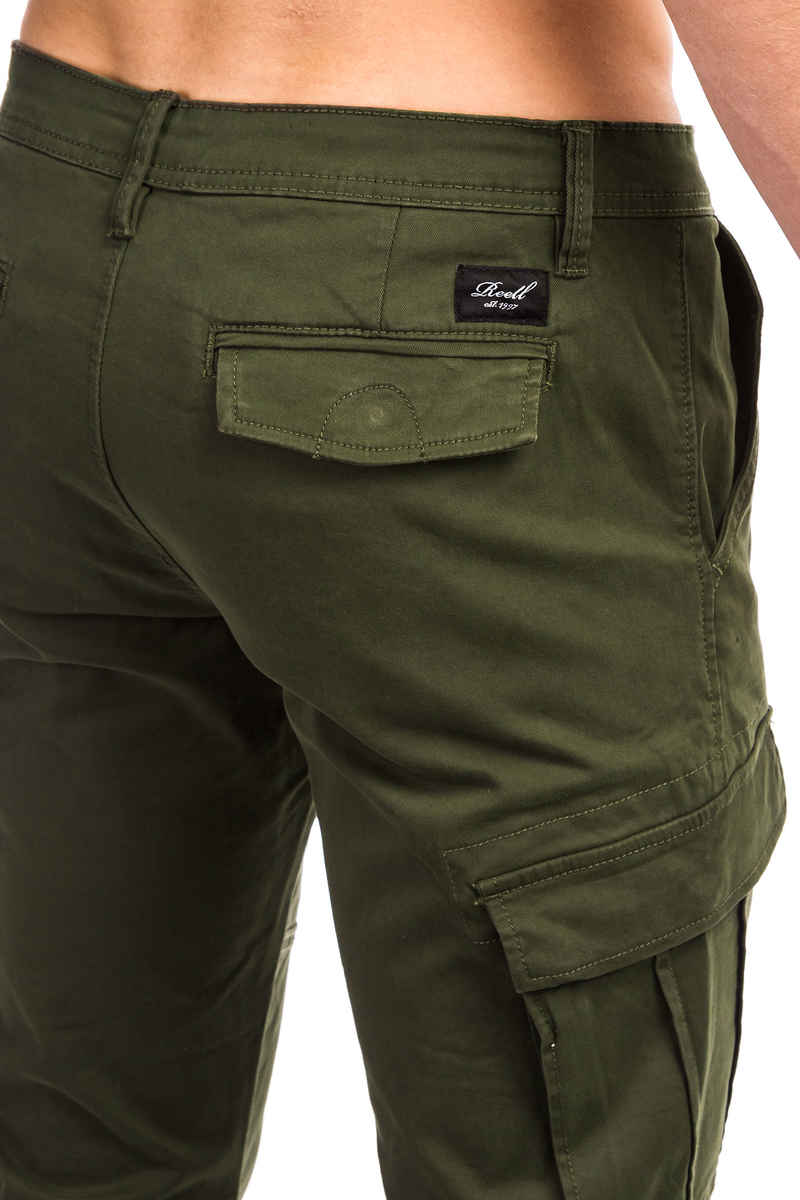 REELL Jogger Cargo Hose (olive)