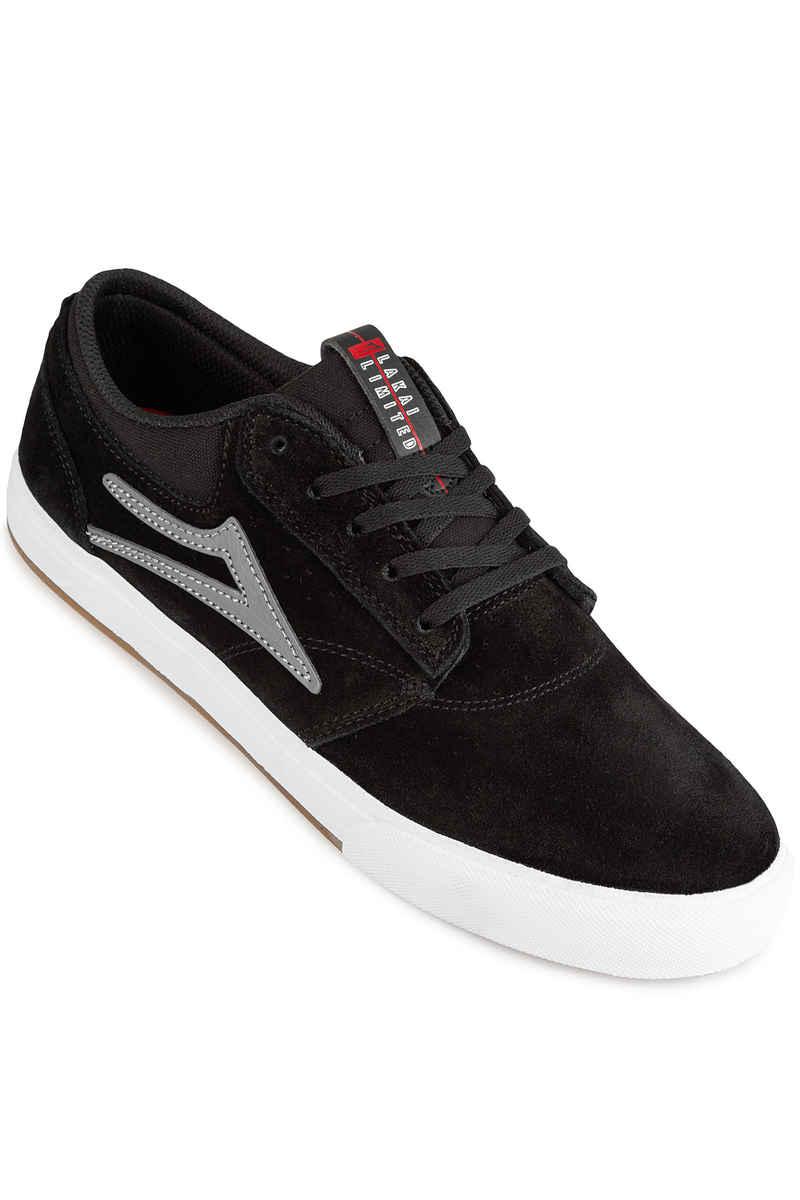 Lakai Griffin Suede Schuh (black grey 2)