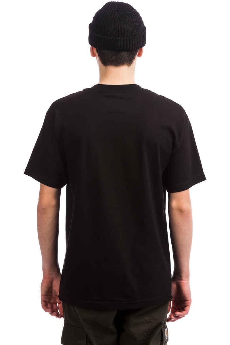 Passport International Emb Camiseta (black)