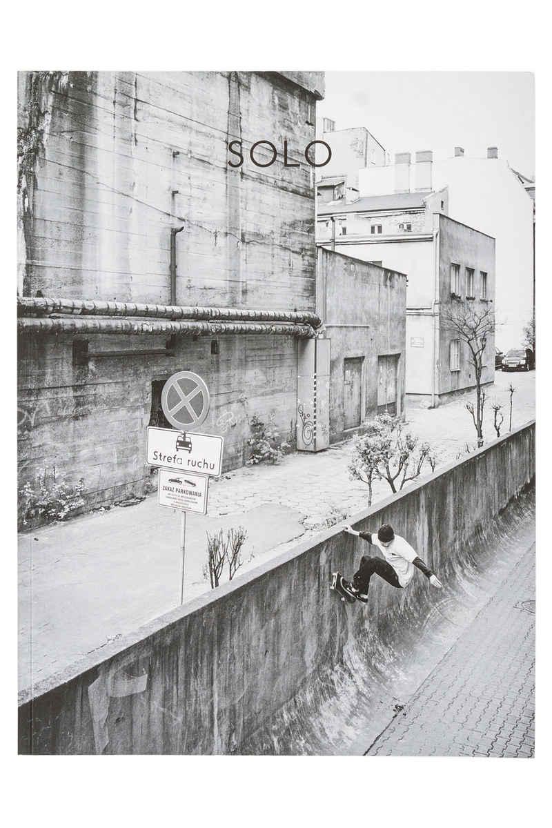 SOLO Skateboard Magazin #21