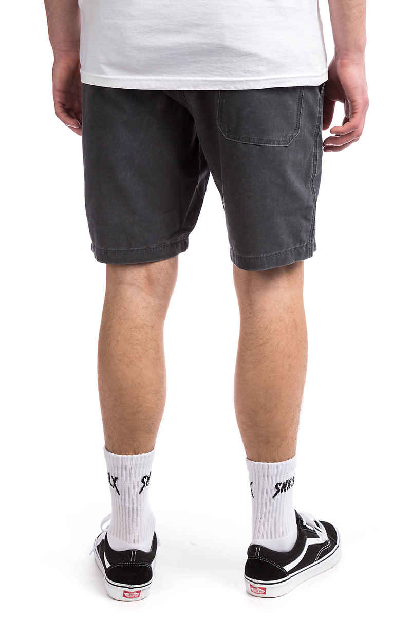 Volcom Frickin SNT Faded Shorts (gunmetal grey)