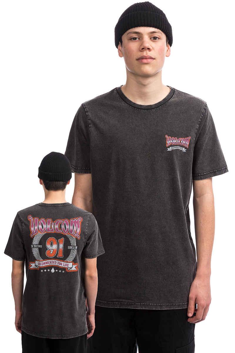 Volcom Speed Way T-Shirt (black)