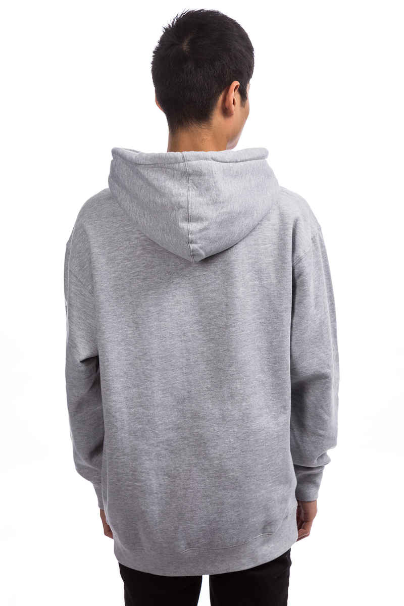Spitfire Bighead Fill Hoodie (athletic heather red)