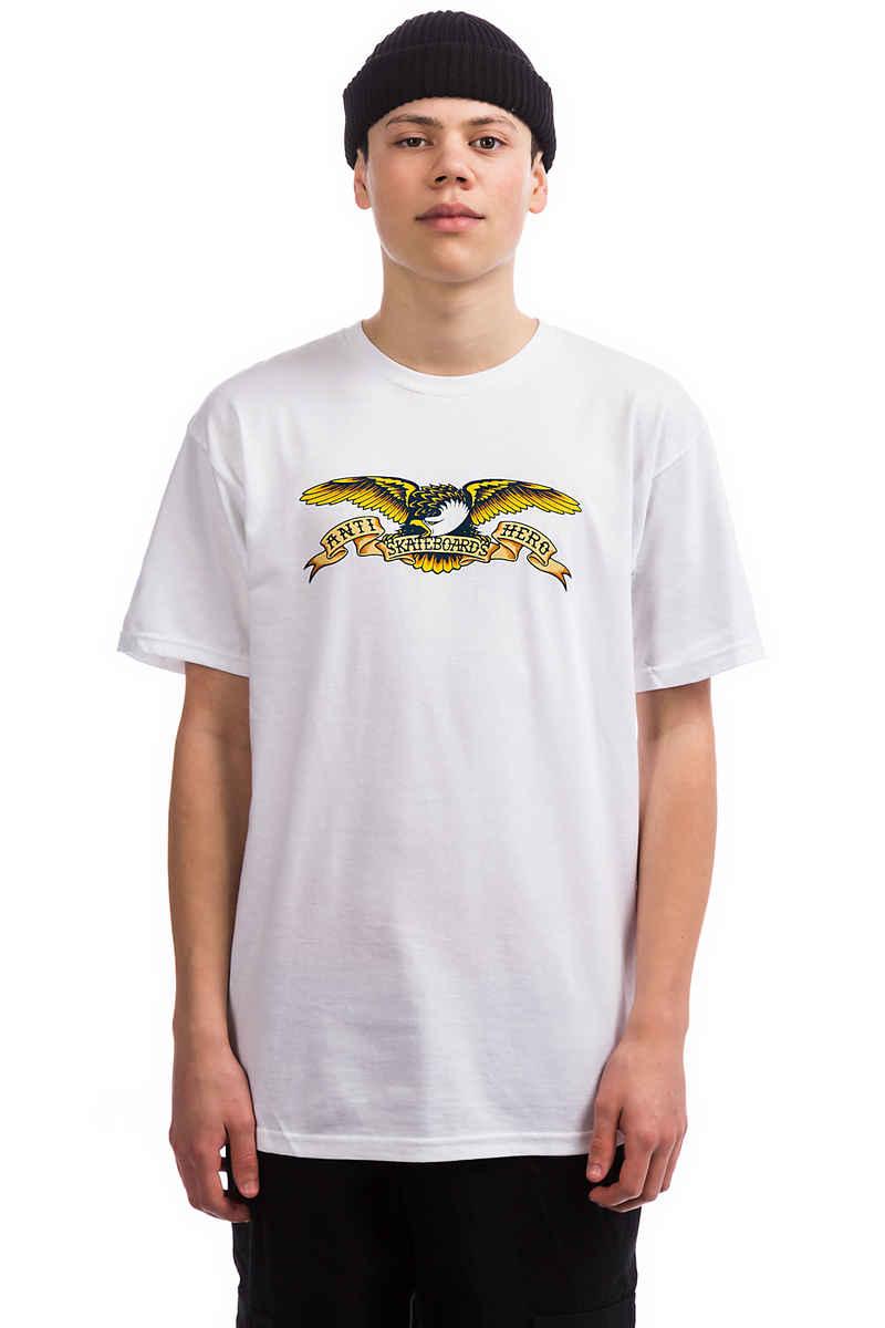 Anti Hero Eagle Camiseta (white)