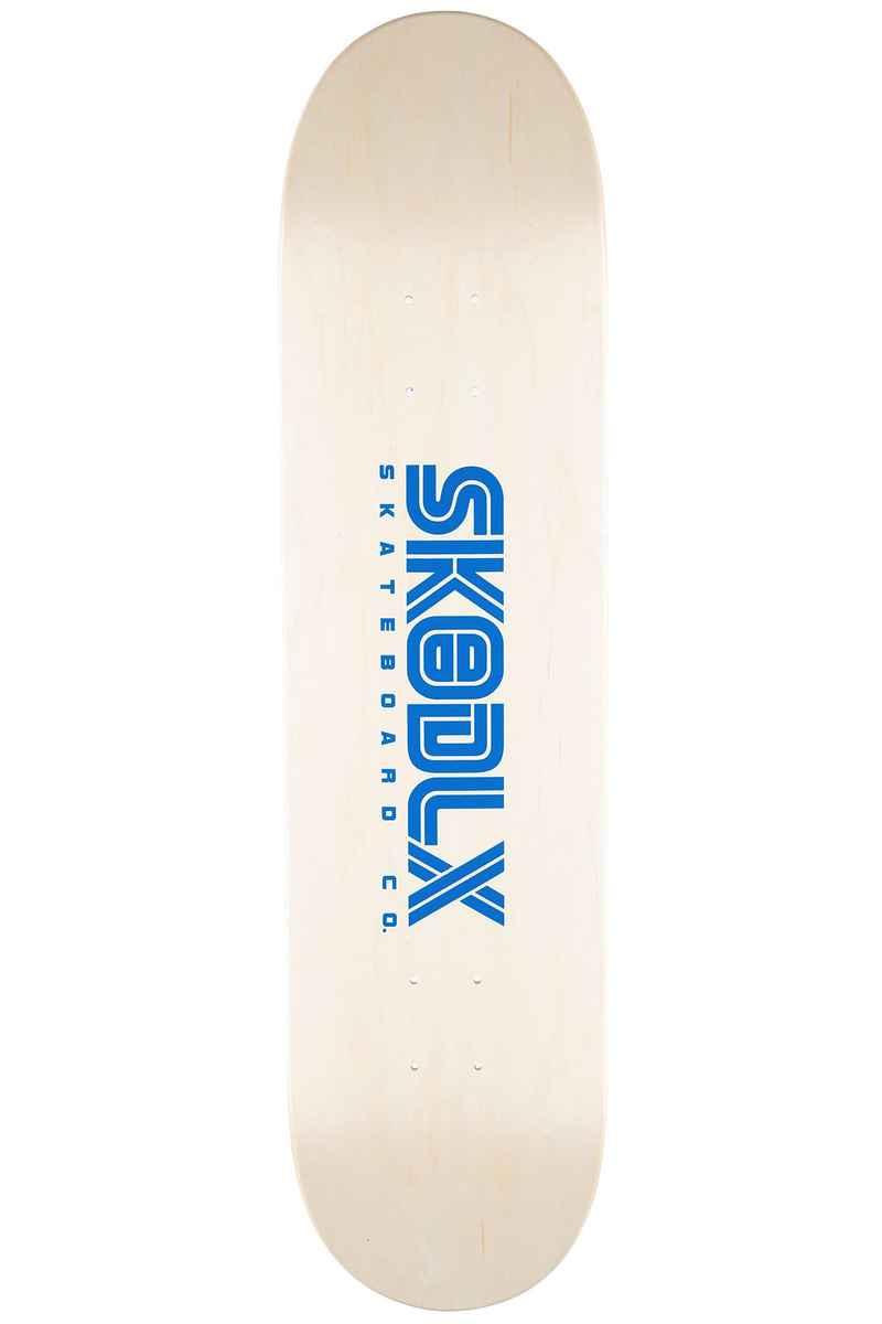 """SK8DLX Arcade Series 8.25"""" Deck (white)"""