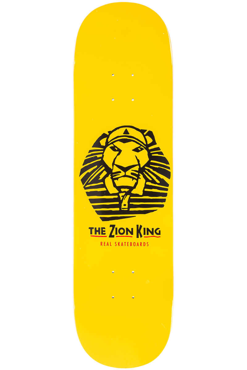 "Real Wright King 8.25"" Deck (yellow)"