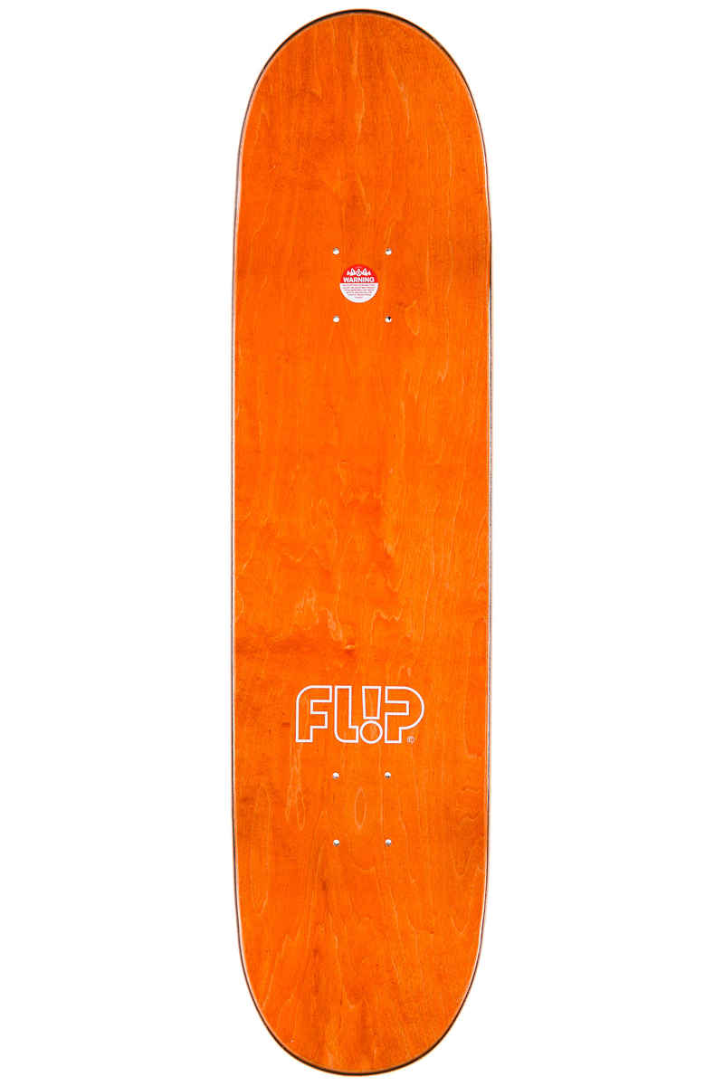 "Flip Odyssey Outline Dot's 8.13"" Deck (green)"