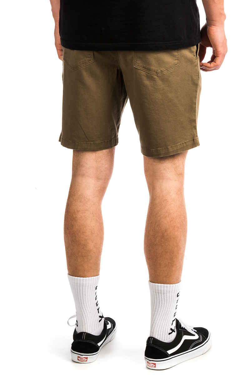 REELL Easy Shorts (brown)