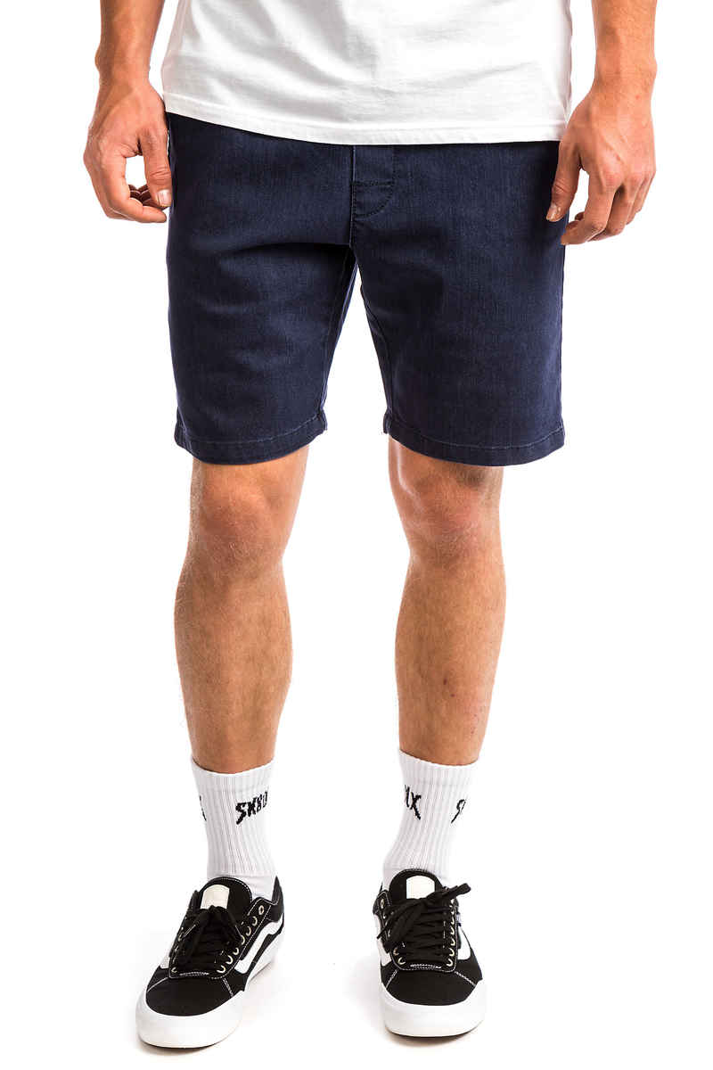 REELL Easy Shorts (blue knit)