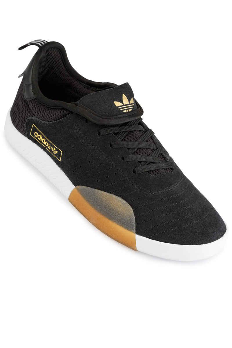 adidas Skateboarding 3ST.003 Schoen (core black light granite)