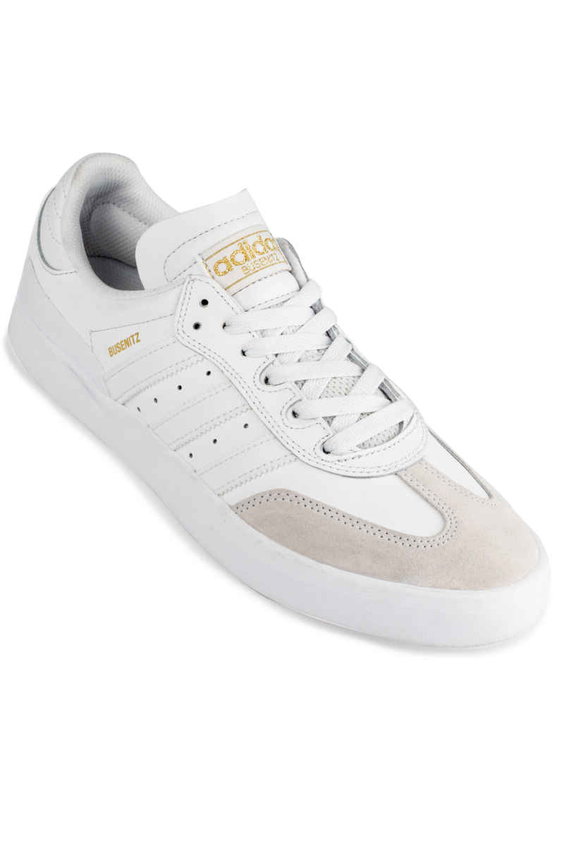 adidas Skateboarding Busenitz Vulc RX Shoes (crystal white white)