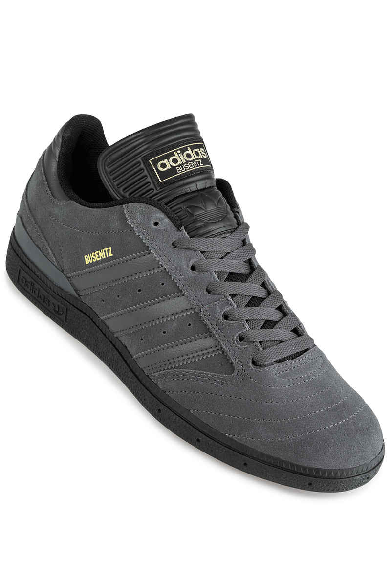 adidas Skateboarding Busenitz Schuh (solid grey core black gold)