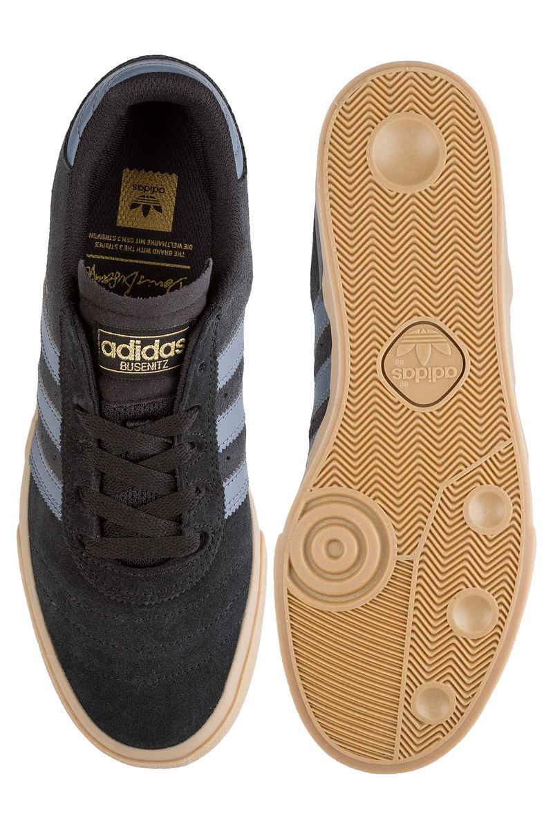 adidas Skateboarding Busenitz Vulc Schuh (core black onix gum)