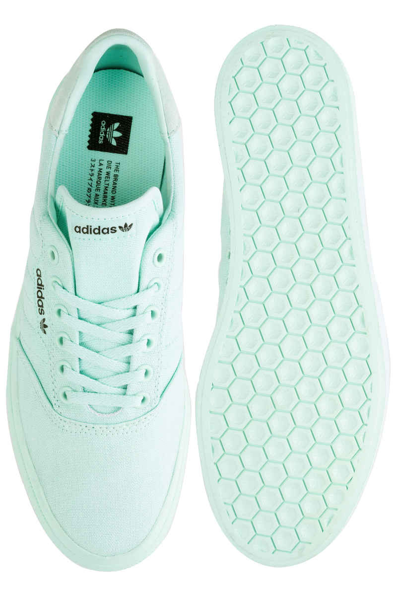 adidas Skateboarding 3MC Schuh (clear mint clear mint core black)