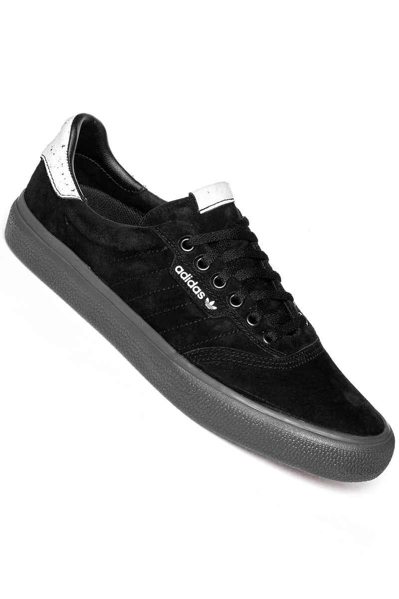 adidas Skateboarding 3MC Schoen (core black white core black)