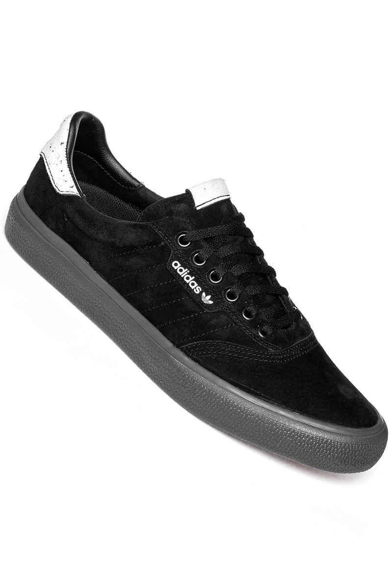 best service c050a 840ee adidas Skateboarding 3MC Shoes (core black white core black)