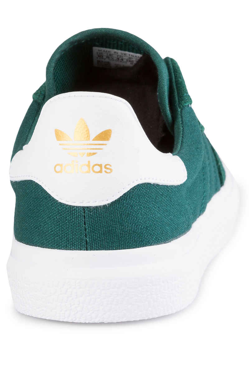 adidas Skateboarding 3MC Schuh (collegiate green white)