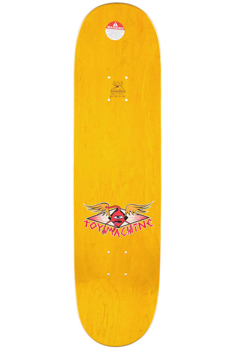 "Toy Machine Leabres Soggy 8.25"" Deck (multi)"