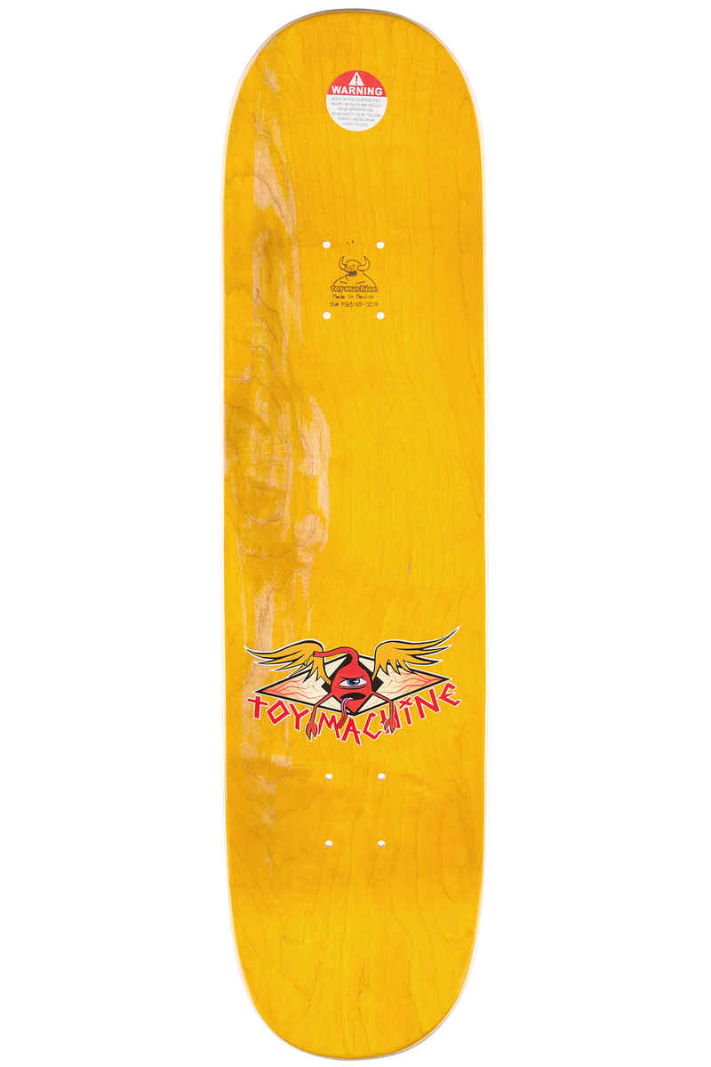 "Toy Machine Romero Loco 8.125"" Tabla (multi)"