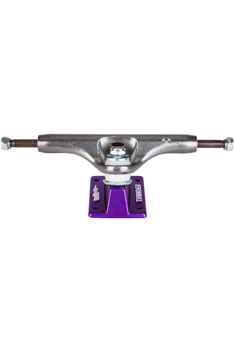 Thunder 148 High Hollow OG Script Eje (silver royal purple)