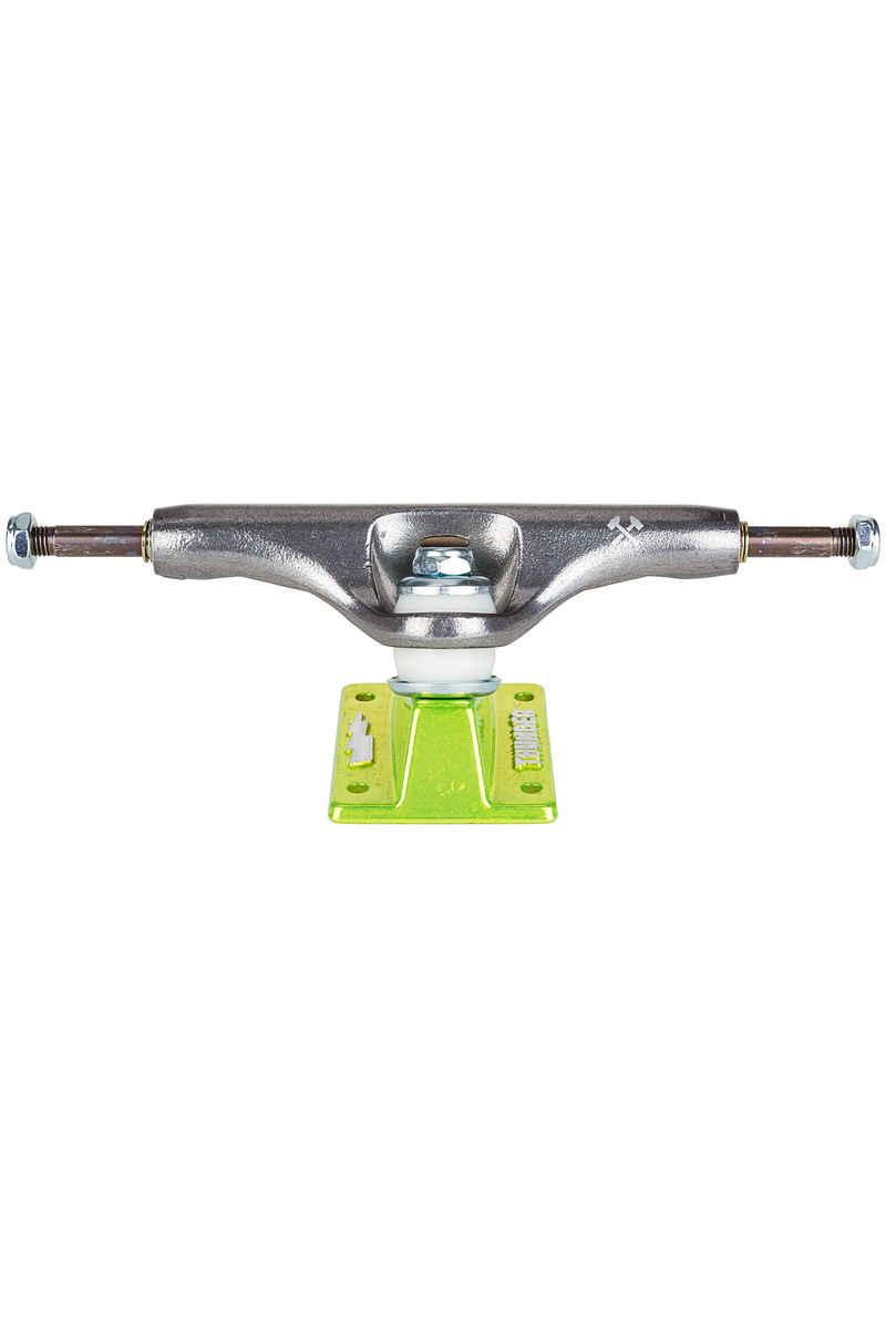 Thunder 148 High Lights Titanium OG Script Achse (silver shocker green)