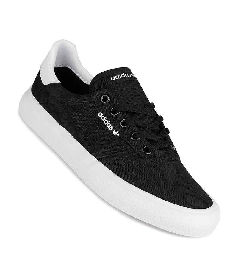 adidas Skateboarding 3MC Shoes kids (core black core black white)