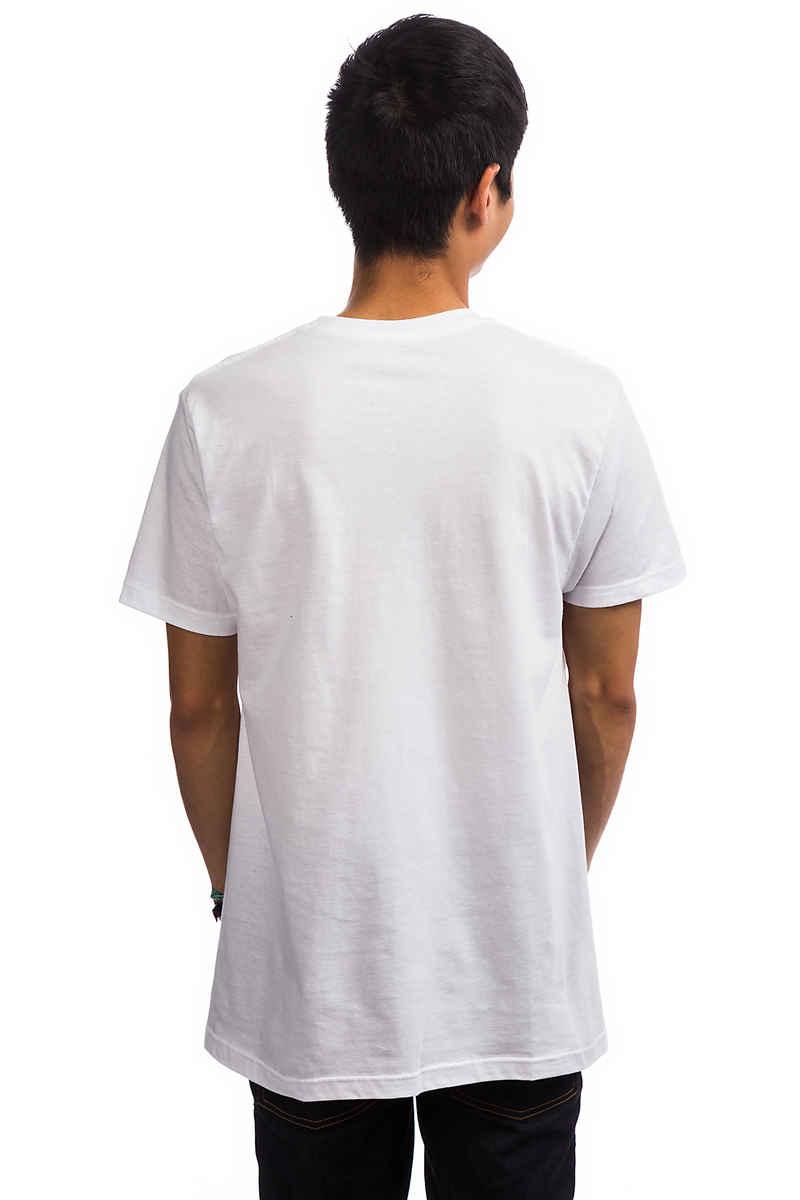Toy Machine Angry Cat T-Shirt (white)