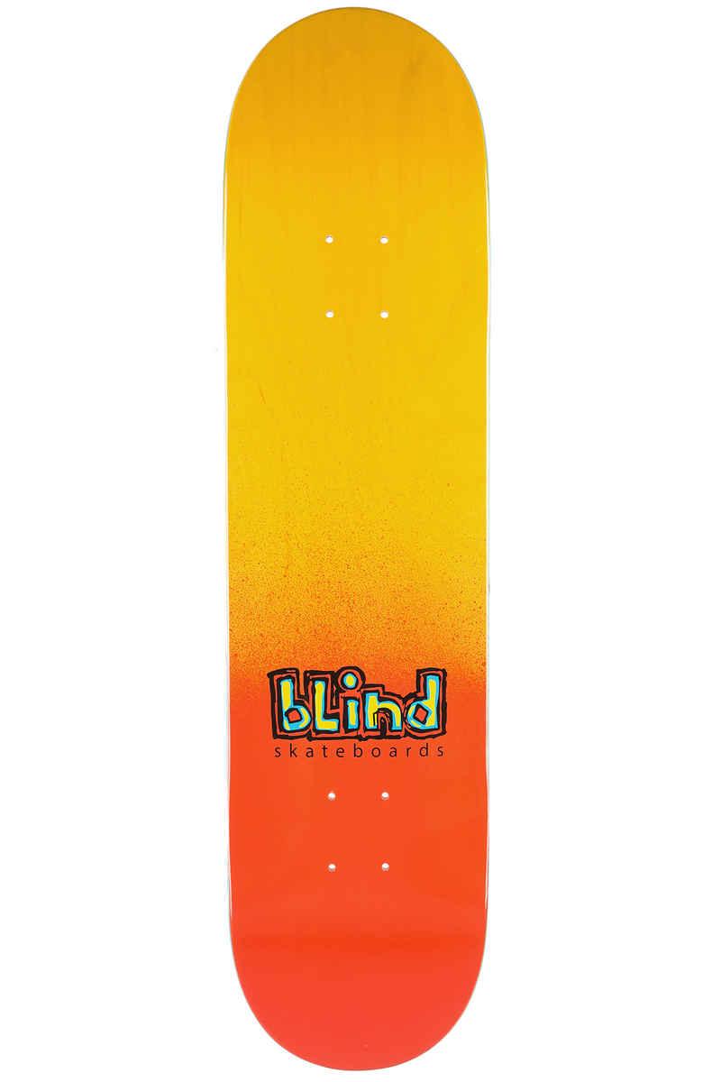 """Blind OG Spray Fade 8"""" Deck (red)"""