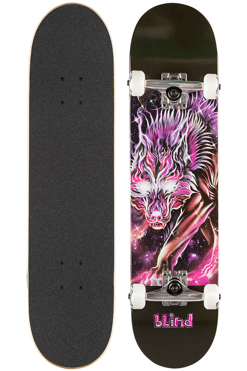 "Blind Cosmic Wolf 7.625"" Complete-Board (purple)"