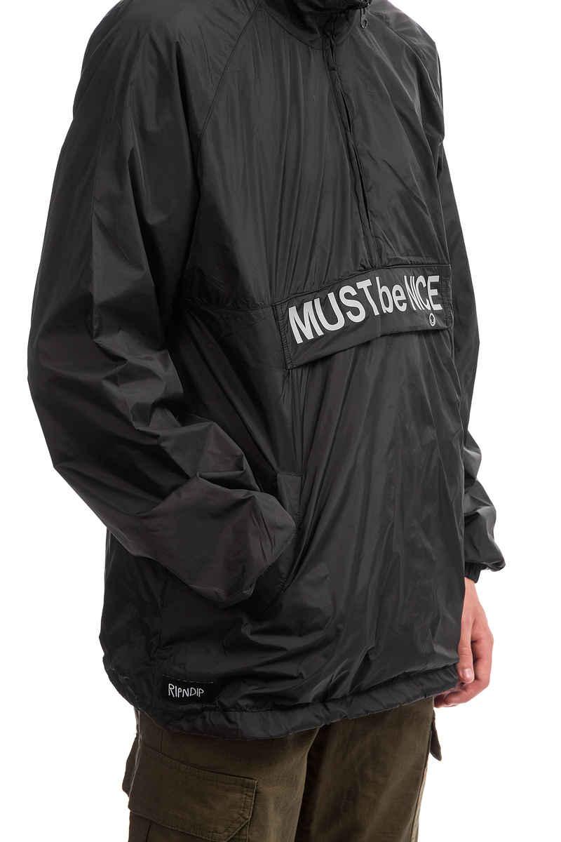 RIPNDIP Must Be Nice Jacket (black)